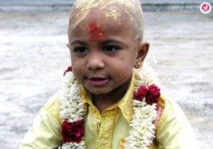 Kulanthaiklaukku Mottai Adippathu Ethanal