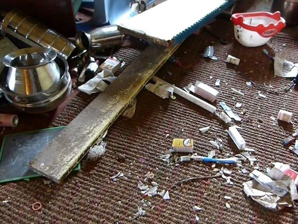 Villagers ransack church in Kodaikanal