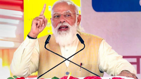 Bengal Has Made Up Its Mind says PM Modi in the rally