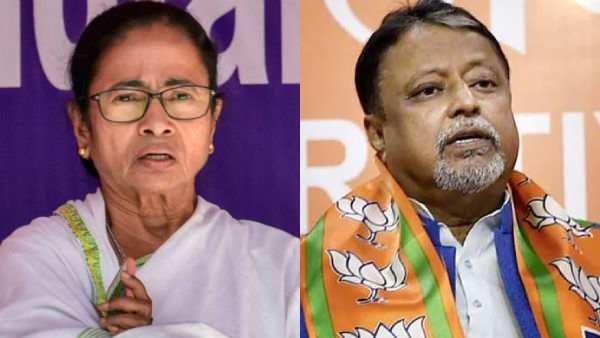 मुकुल रॉय की ममता से मुलाकात.. तृणमूल कांग्रेस में शामिल.. मई बंगाल में पीक टर्न