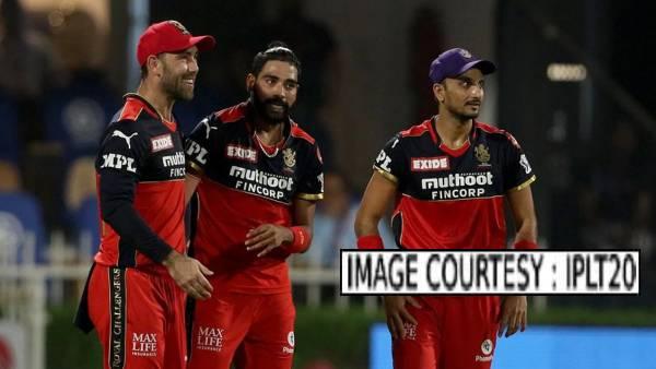 आरसीबी कप्तान के रूप में आखिरी मैच