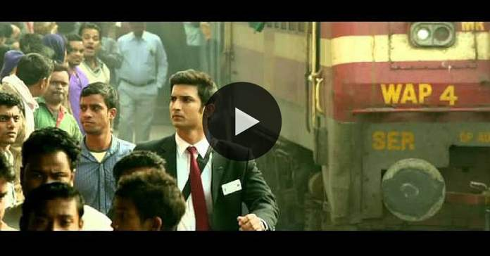 M.S. Dhoni – The Untold Story – Official Teaser