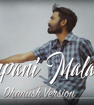 Power Paandi - Venpani Malare Song In Dhanush Voice