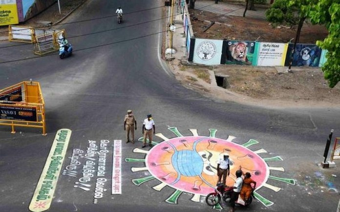 lockdown 5.0 in Tamilnadu
