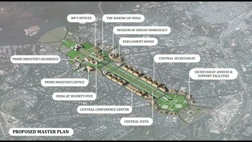 Central vista Project