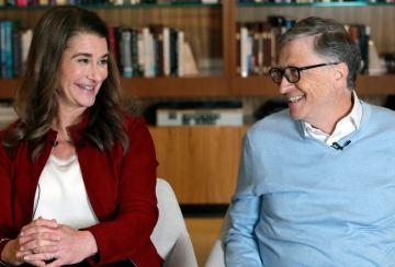 Bill Gates - Melinda