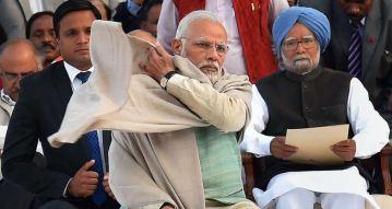 Modi - Manmohan singh