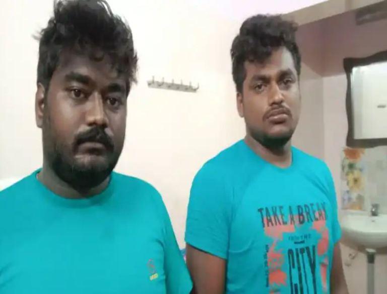 ஆரோக்கியதாஸ் - பாலசுப்பிரமணியன்