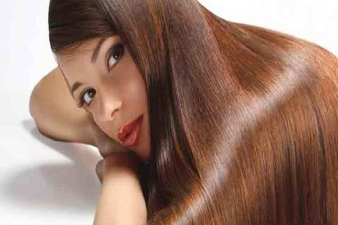 Decotion for hair