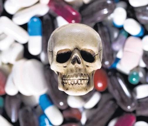 Danger of antibiotics