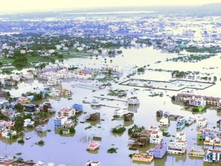 handling flood in tamilnadu