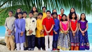 Tamil Tutor Students