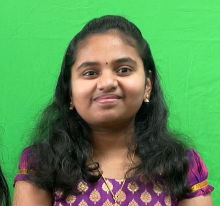 Rithiha Senthil Kumar