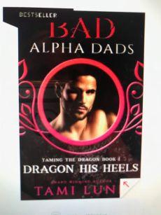 Dragon His Heels - best Seller Tag