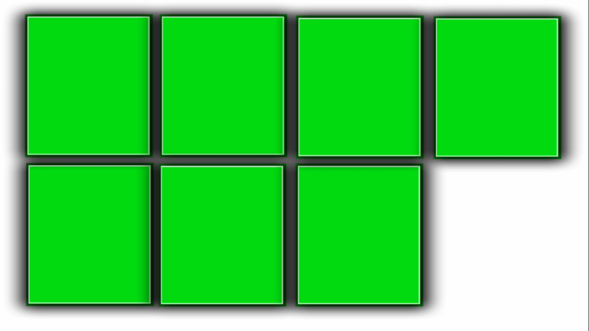 Puzzle green screen video | Kinemaster green screen template | birthday template