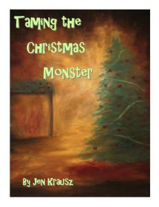 Christmas Monster Cover