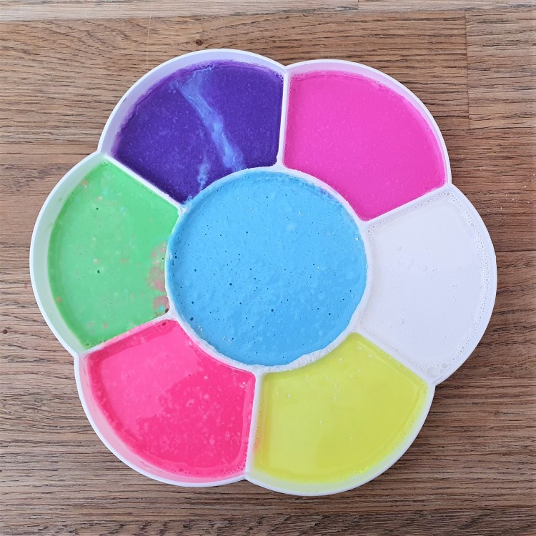 How To Make Diy Washable Window Paint Taming Little Monsters