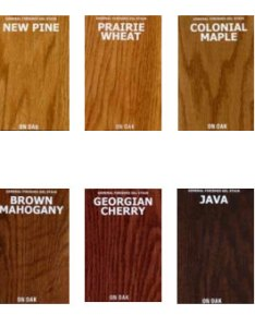 Gel stains from general finishes color chart also wood and rh tamingofthegrain