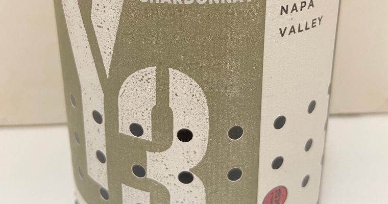 Wine of the Week-Y3 Chardonnay