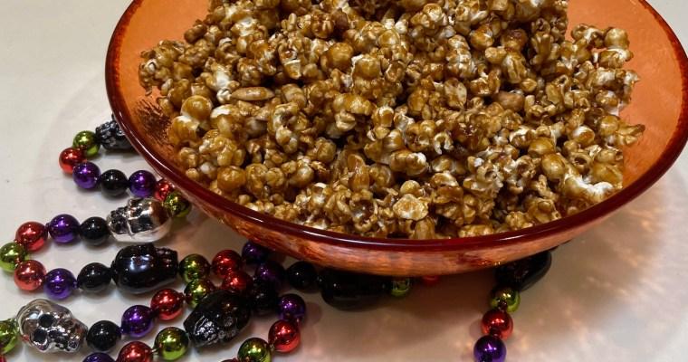 Treat Tuesday-Caramel Popcorn