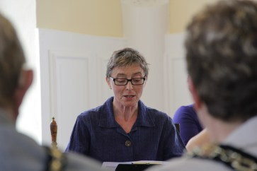 Jo McMillan Reading