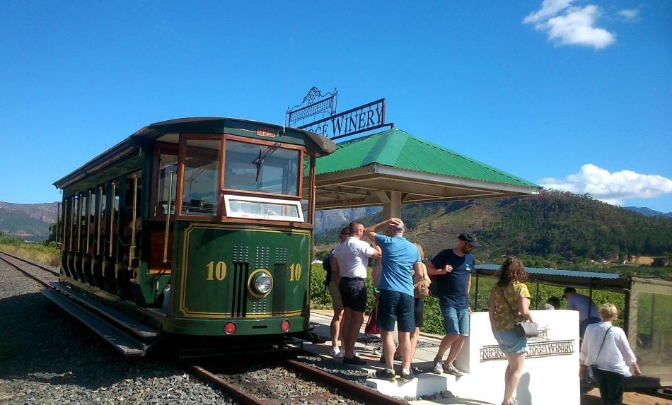 Travel Review: Experiencing the delightful Franschhoek Wine Tram
