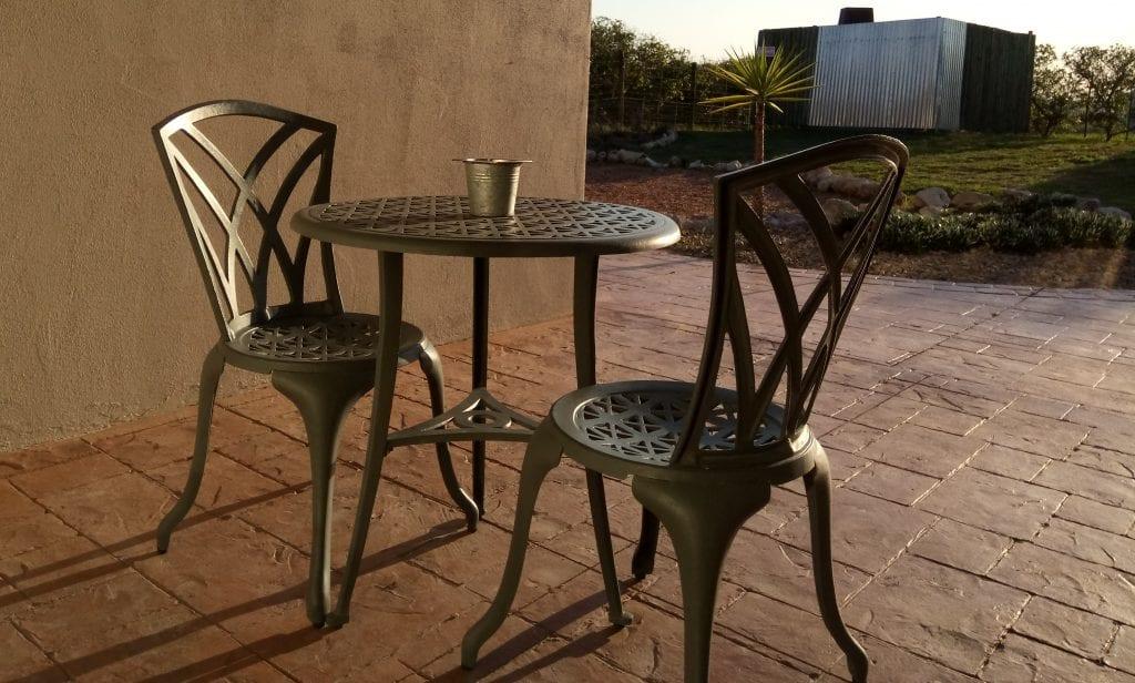 masada guest house porch