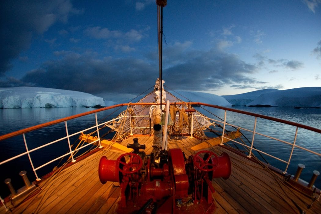 What Are the Effects of Cruise Tourism in Antarctica?