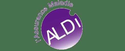 Logo téléservice ALDi