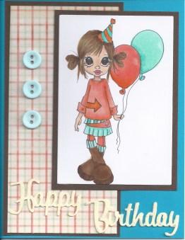Jackie's 14th Birthday