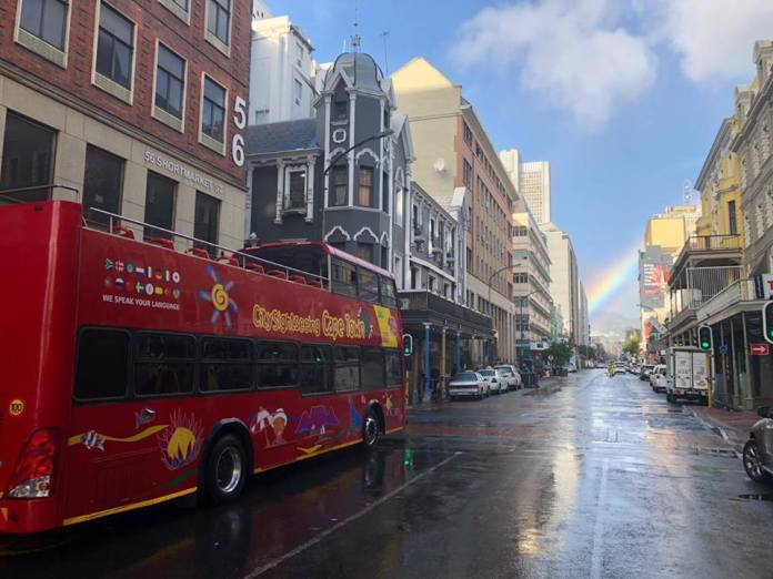 city sightseeing bus cape town
