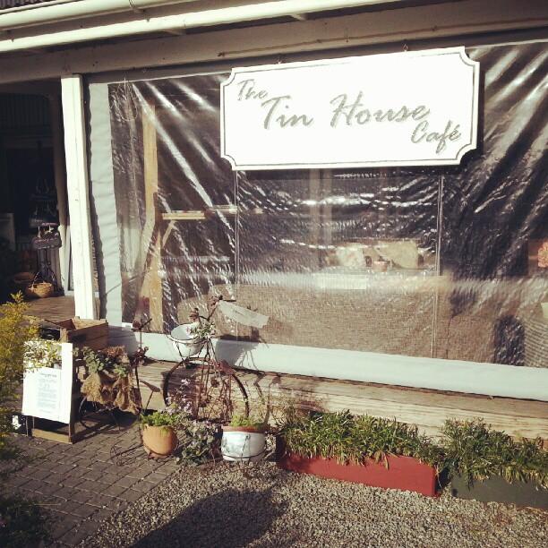 Tin House Cafe
