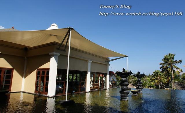 《巴里島下午茶》蜜月。The St. Regis Bali Resort 聖瑞吉斯 – King cole bar 英式下午茶