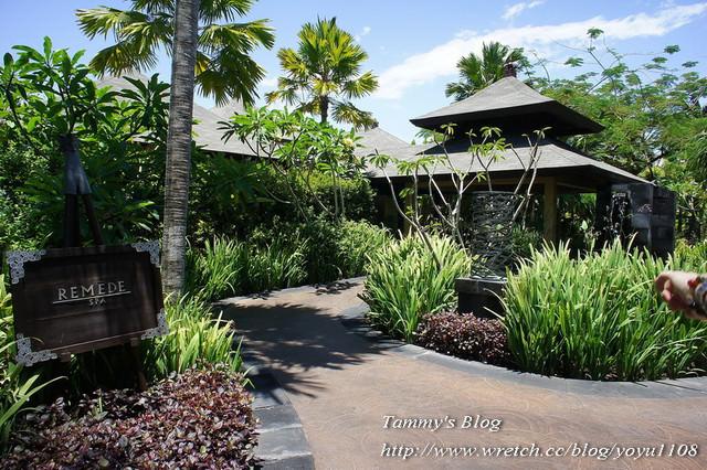 《巴里島SPA》蜜月。The St. Regis Bali Resort 聖瑞吉斯 – REMEDE SPA 又是我的小遺憾