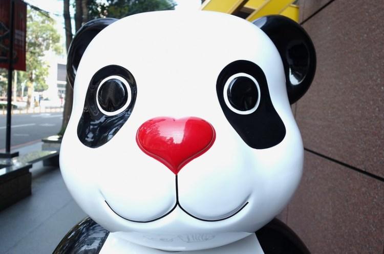 《台中旅遊》2013泰迪熊台中樂活嘉年華 你收集到幾隻?
