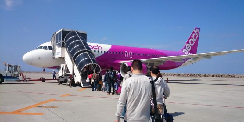 《大阪旅遊》從沖繩前進大阪的第一步!那覇空港国内線→関西国際空港→難波OCAT