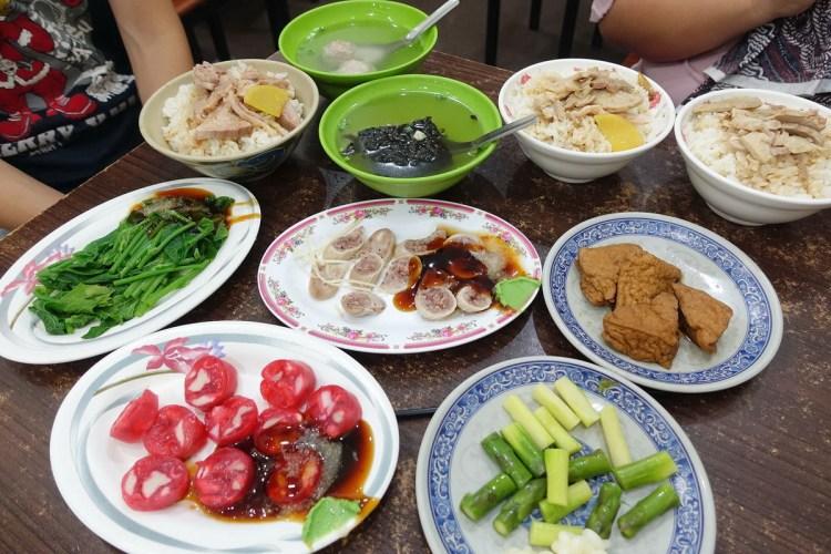 《嘉義美食》簡單火雞肉飯 嘉義市裡的銅板美食