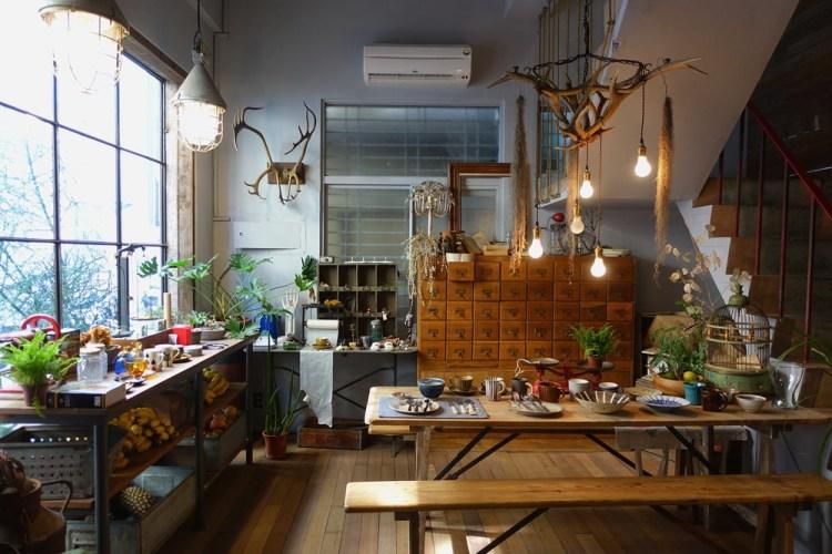 《台南美食》ici系列三 – Kokoni green 老屋、老件、綠空間