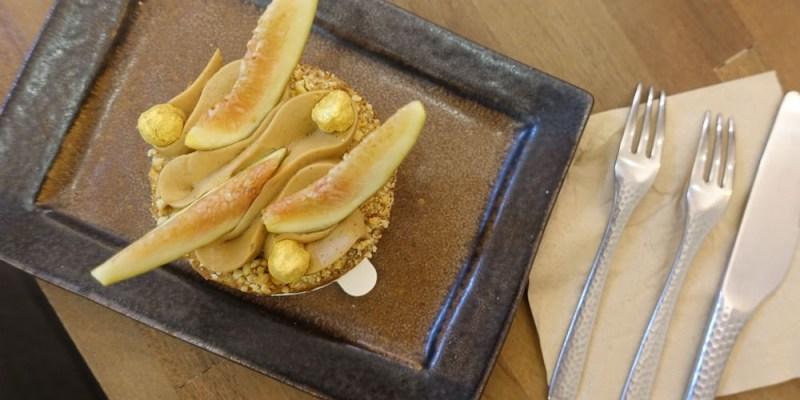 《台北美食》木白甜點咖啡店 木質小清新風格裡的甜點咖啡香 捷運行天宮站