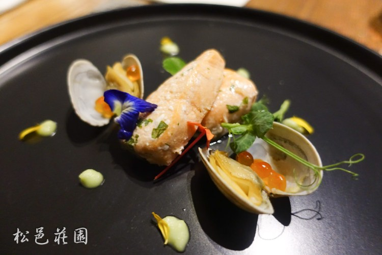 《花蓮民宿》松邑莊園 一泊二食之晚餐&早餐與獨立景觀湯屋