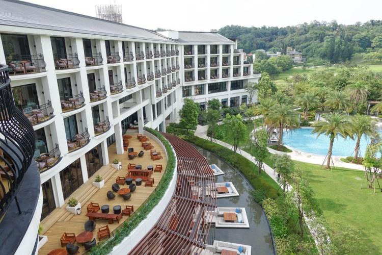 《桃園親子飯店》桃園大溪笠復威斯汀度假酒店The Westin Tashee Resort房間篇