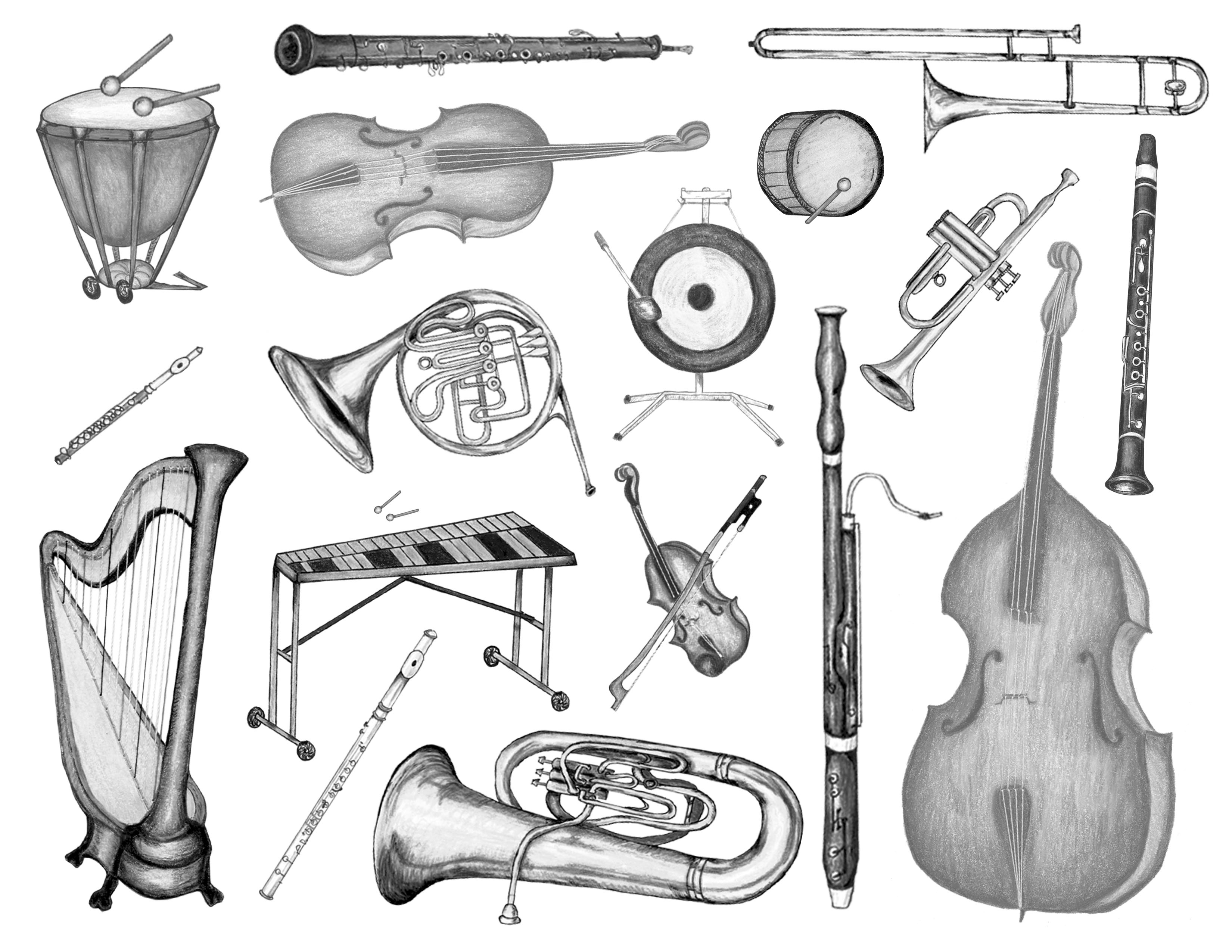 A Kaleidonotes Study Guide For Music Class