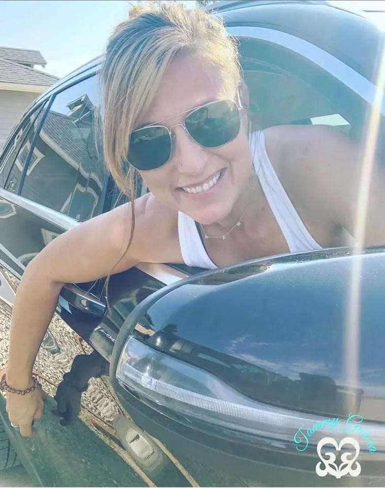 Tammy Cuthbert Garcia - Road Trip