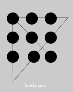 9-dot solution