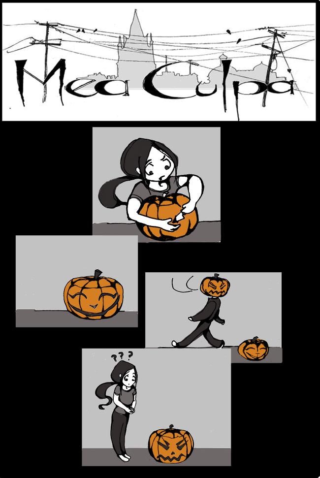 28. Halloween (read anticlockwise)