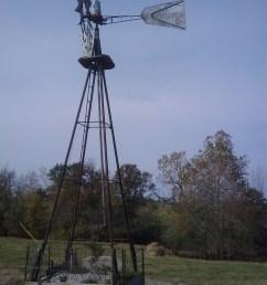 my dad s aermotor windmill tammy goldammer [ 1536 x 2048 Pixel ]