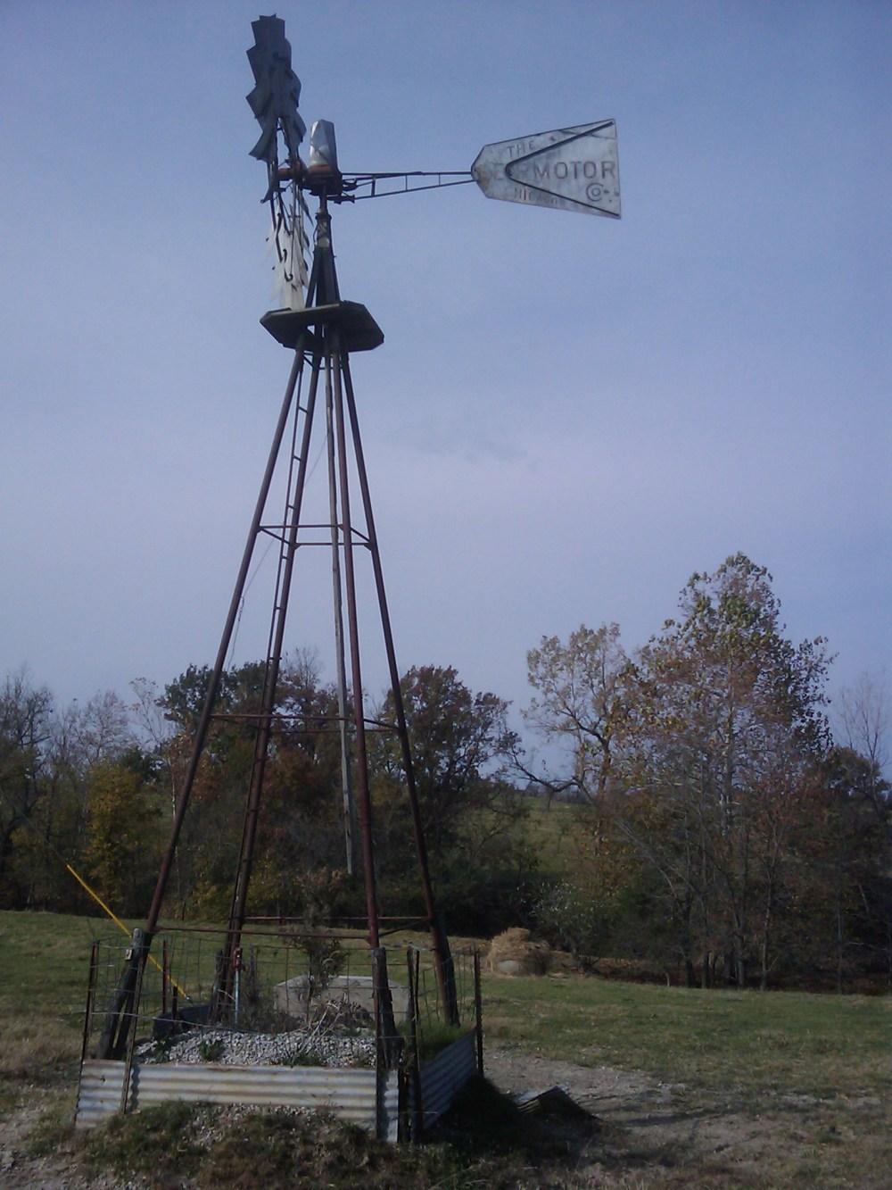 medium resolution of my dad s aermotor windmill tammy goldammer