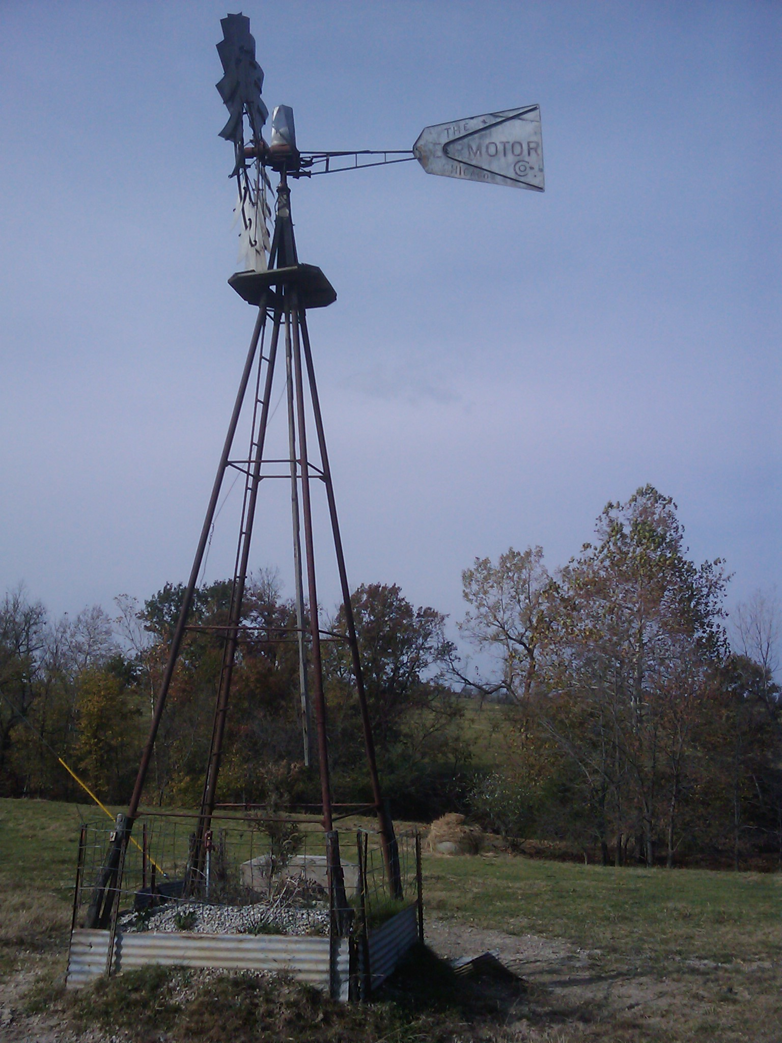 hight resolution of my dad s aermotor windmill tammy goldammer
