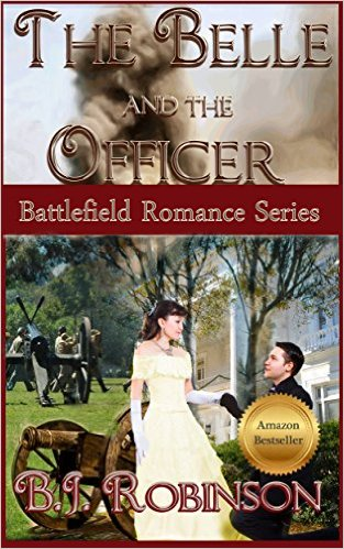 BJ Robinson the belle and the officer