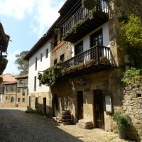 Santillana del Mar - Spain's prettiest village